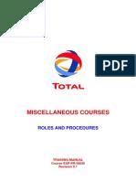EXP PR DI030 en R0_2 Roles and Procedures