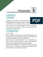 Cap 3 - Precipitação
