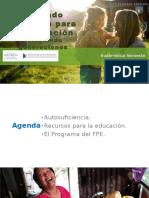 FPE Bolivia Cambiando Generaciones