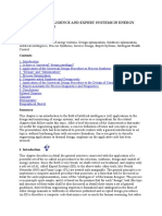 Artificial Intelligence and Expert Systems in Energy Systems Analysis