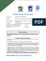 formularioresumen Simposio Atitlán 2016 Potabilización.docx