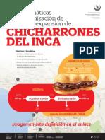 Manejo de la empresa chicharrones del Inka y las matemáticas