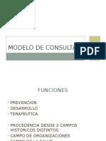Modelo de Consulta Clase