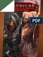 Crônicas RPG - Elenco de Apoio (Compactado) - Biblioteca Élfica