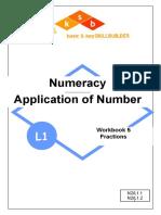 Level 1 Fractions