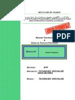 M01 -Métier Et Formation BTP-TSGO