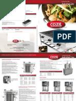 COZIL Catalogo Industrial Line 2011