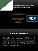 Distribucion de La Energia Electrica