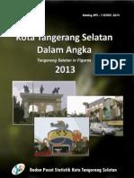 KOTA TANGERANG SELATAN DALAM ANGKA 2013.pdf