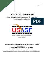 USASFrules17-19esp(Jan-24-2017)