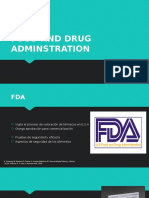 Food and Drug Adminstration