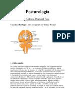 Posturología-Conexiones Entre Los Captores y Las Vísceras