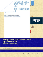 Manual Practicas Quimica II