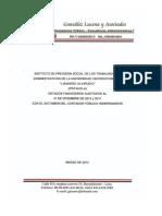 Estados Financieros Auditados Al 31-12-2012