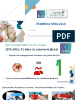 IPSOS Encuesta Radial
