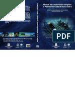 Manual Para Actividades Dirigidas Al Patrimonio Cultural Subacuático