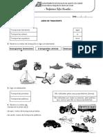 7. Meios de Transporte e Meios de Comunicação