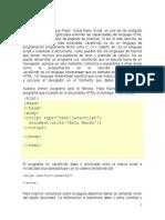 Javascript S