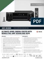De AVR-X6300H Spec e3 en v01