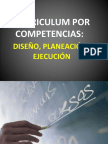 Curriculum Por Competencias