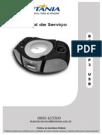 BS6 MP3 USB