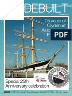 25th Anniversary of Clydebuilt Association and Friends of Glenlee