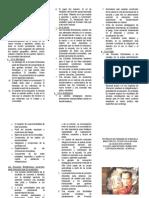 Fundamentos y Principios Escuelas Bolivarianas