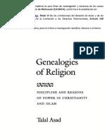 M1-B. Asad1993. Toward a Genealogy of the Concept of Ritual