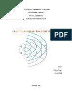 Practica09 Difraccion e Interferencia Acustica