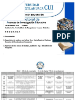 Coloquio Doctoral Febrero 2016 (1)