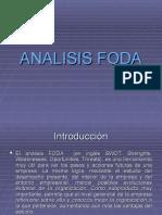 MP.-analisis FODA. Presentacion