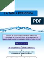 Tabla Periódica Clase