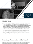 Alan Splet Sound Designer Who's Who