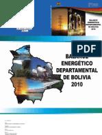 BED - Bolivia - 2010