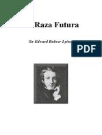 Lytton, Edward Bulwer - La raza futura.pdf