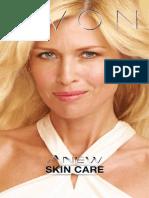 Anew Skincare Guide e