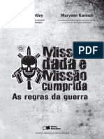 Missao Dada e Missao Cumprida - Gregory Hartley