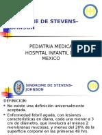 Sindrome de Stevensjohnson (1)