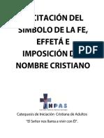 Recitación simbolo de Fe....pdf