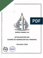 CAP 2016 Emapa Huaral