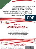 API 1160 API 570 Presentacion