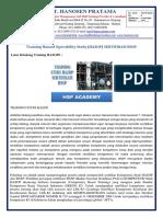 training k3l - Silabus Training HAZOPS Sertifikasi BNSP
