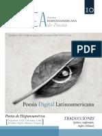 Antología de Poesía Digital Latinoamericana
