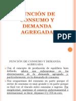 2. La Función de Consumo y La Demanda Agregada 051115