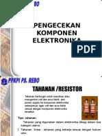 8. Komponen Elektronika Print