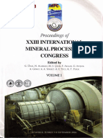 Short History of Mineral Processing