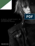 Ffxv Novel Es