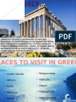 Looking for Greece Visitor visa - Contact Sanctum Consulting