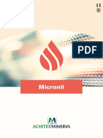 Brochure Micronil