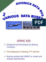 Arinc 629 Data Bus